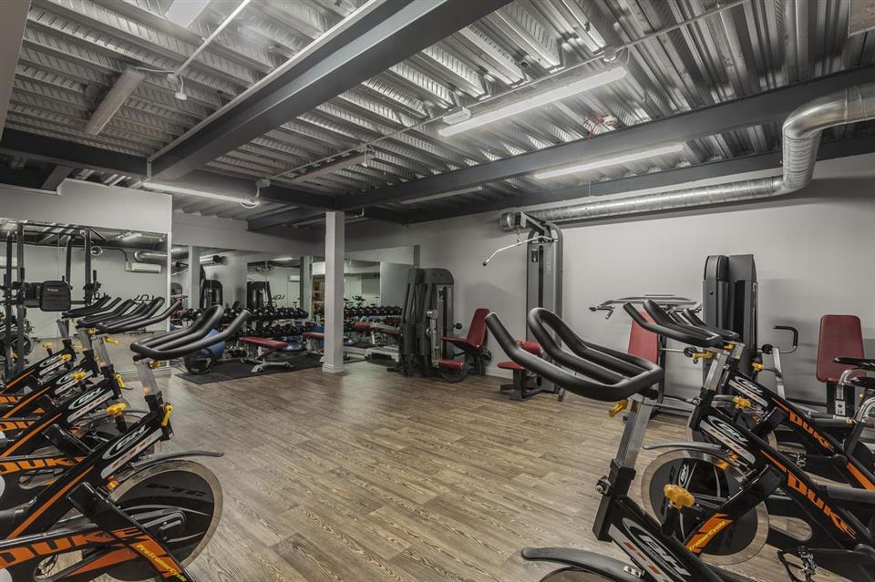 Radisson Blu Hotel Gym