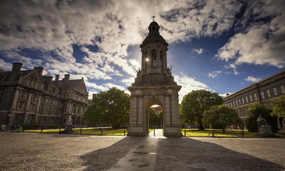 Travelodge Rathmines - Things to do - Trinity College