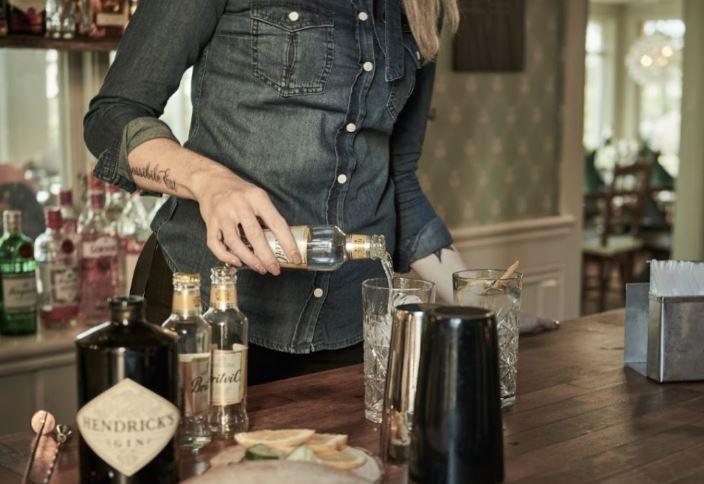 Knistad Herrgård Bar