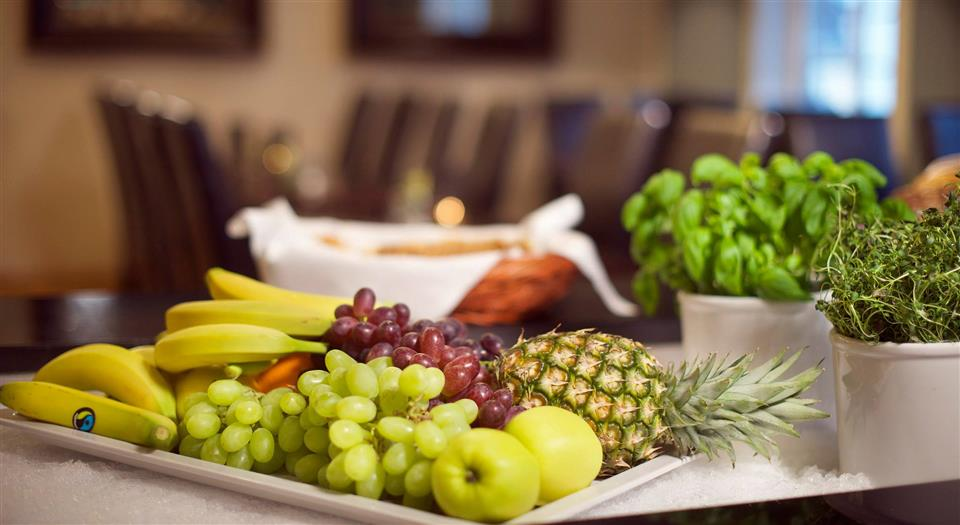 Clarion Collection Hotel Gabelshus Frukt