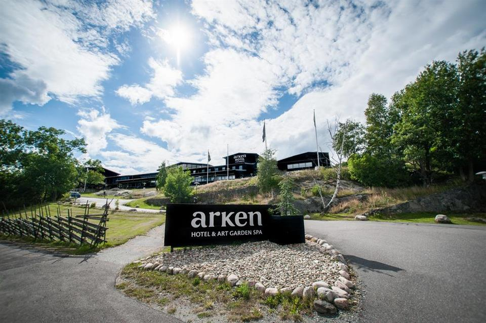 Arken Hotel And Art Garden Spa Exterior