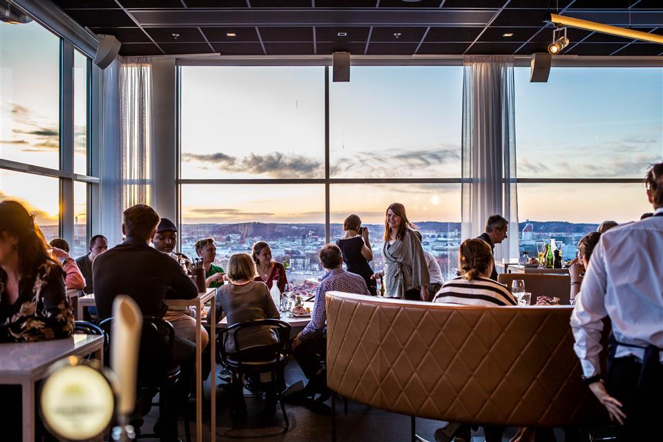 Gothia Towers Hotel Heaven 23 Restaurant & Skybar