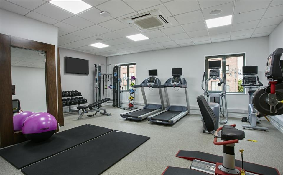 Hilton Garden Inn Gym
