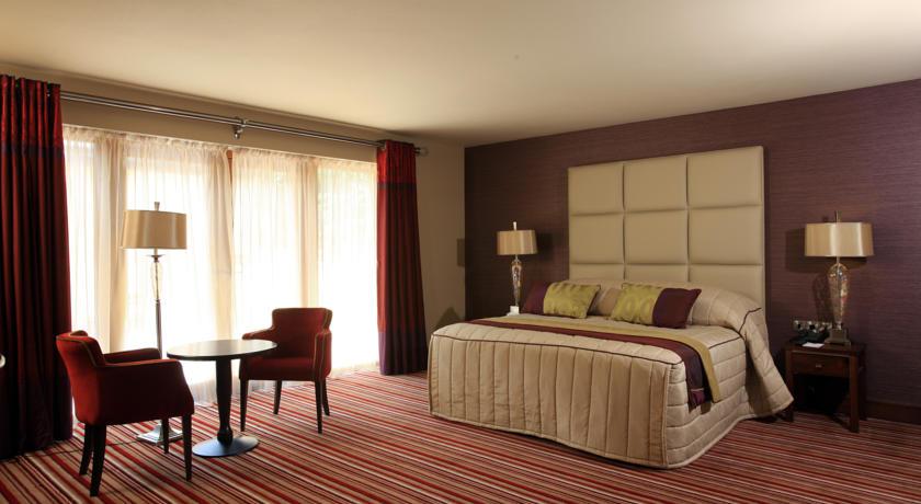 Errigal Country House Hotel Bedroom