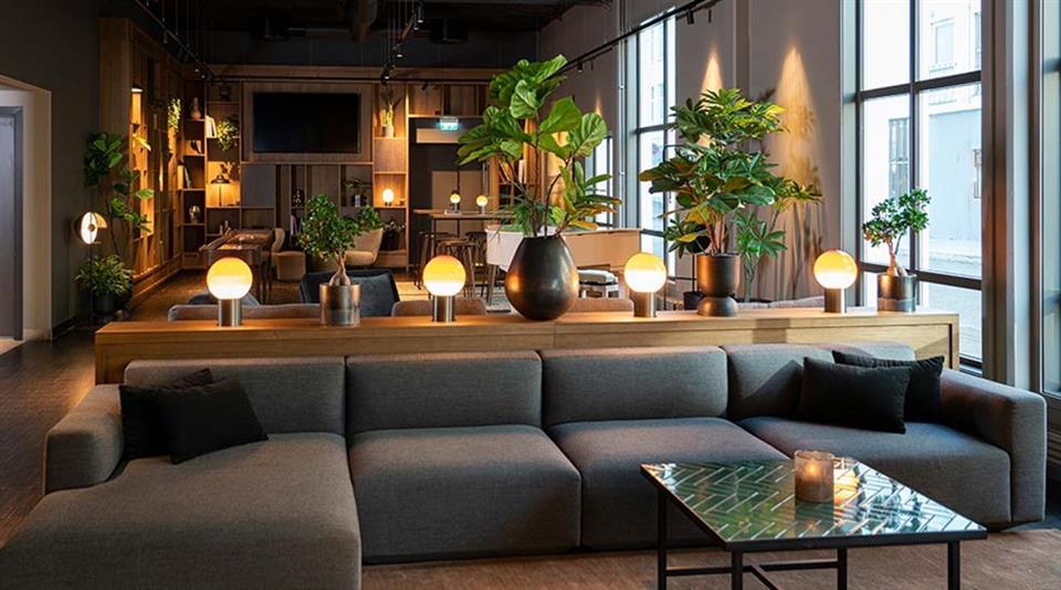 Quality Hotel Ålesund Lounge