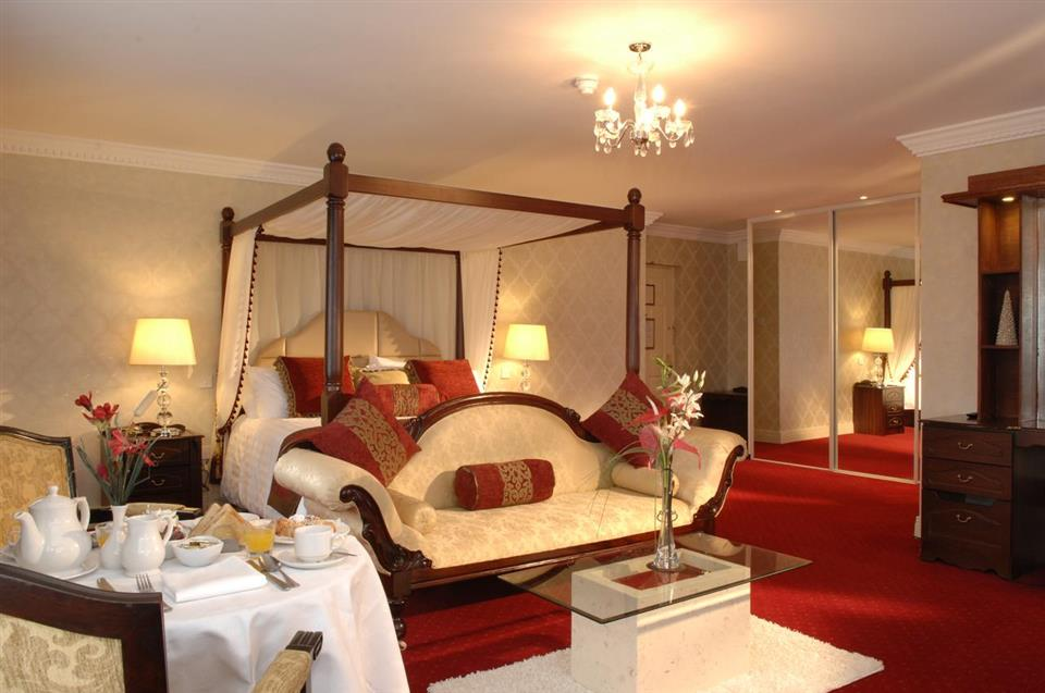 Clanree Hotel Letterkenny Bridal Suite