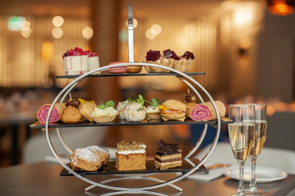 Clayton Hotel Ballsbridge Afternoon Tea