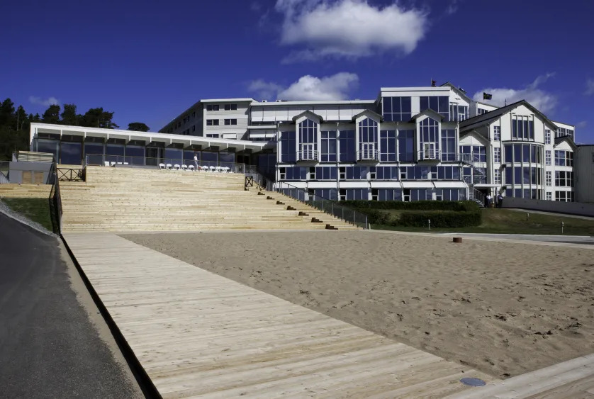Stenungsbaden Yacht Club Strand