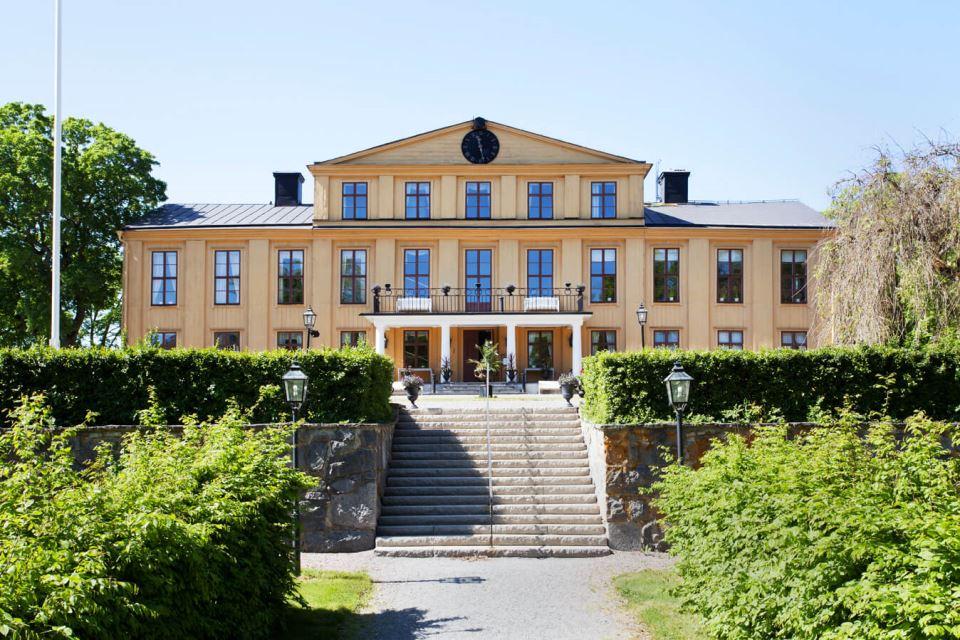 Krusenberg Herrgård Fasad
