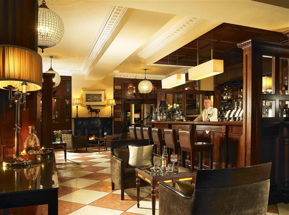 The Manor Bar at Hayfield Manor