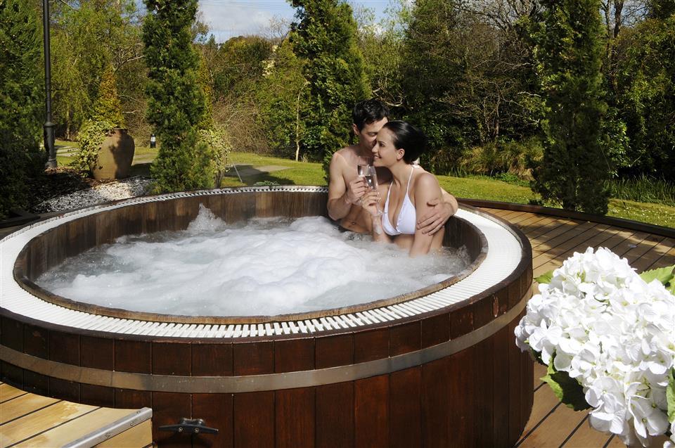 muckross Park Hotel Spa hot tub