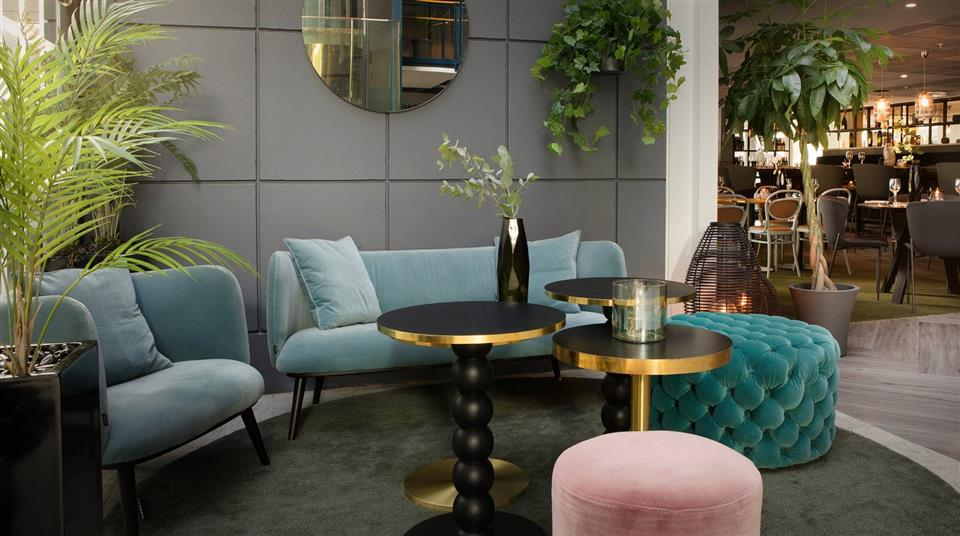 Scandic Hell Hotel Lounge