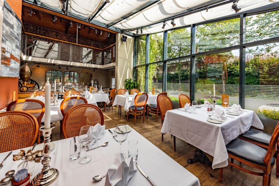 GamlaVærket Gjæstgiveri og Tracteringssted Restaurang