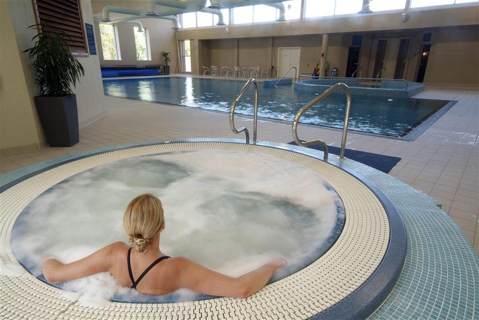 Kenmare Bay Hotel swimming Pool