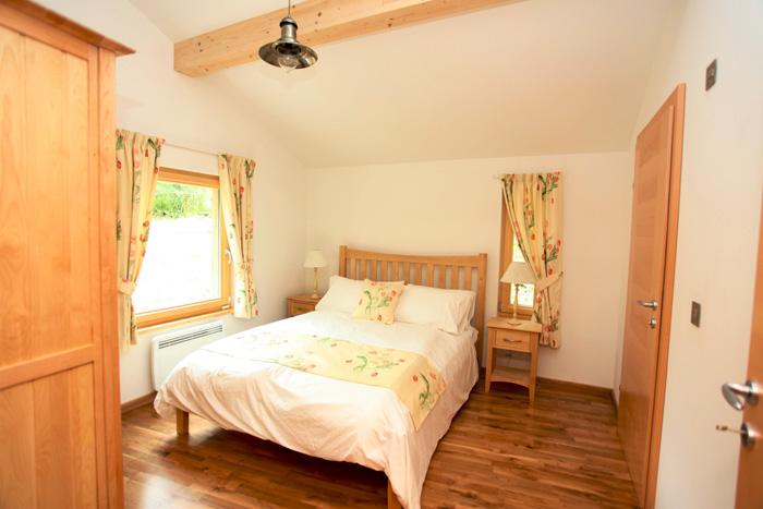 Ballyhoura Forest Luxury Homes Double