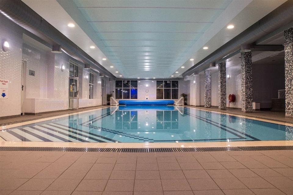 The Mount Errigal Hotel Swimming Pool