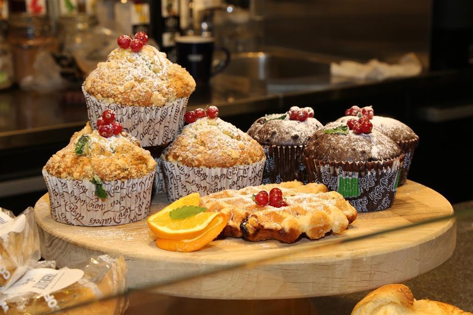First Hotel Atlantica Muffins