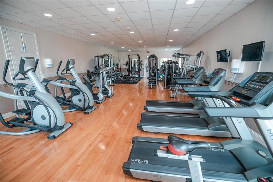 Westlodge Hotel Gym