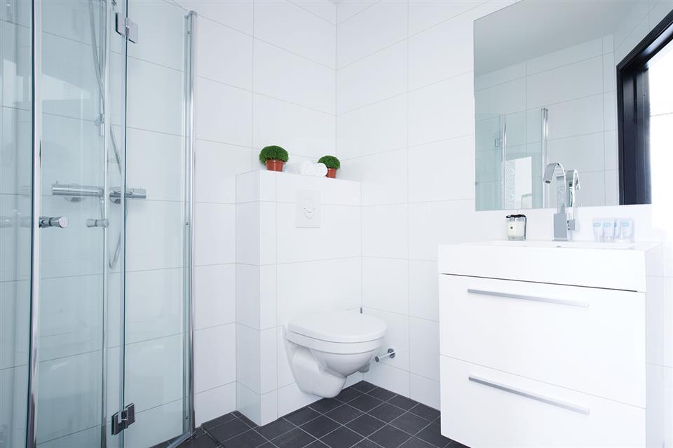 Frogner House Apartments Bygdøy Allé 53 Badrum