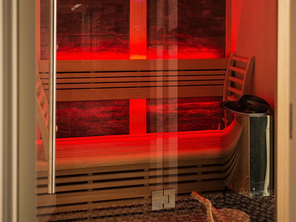Hotel Wassilioff Sauna