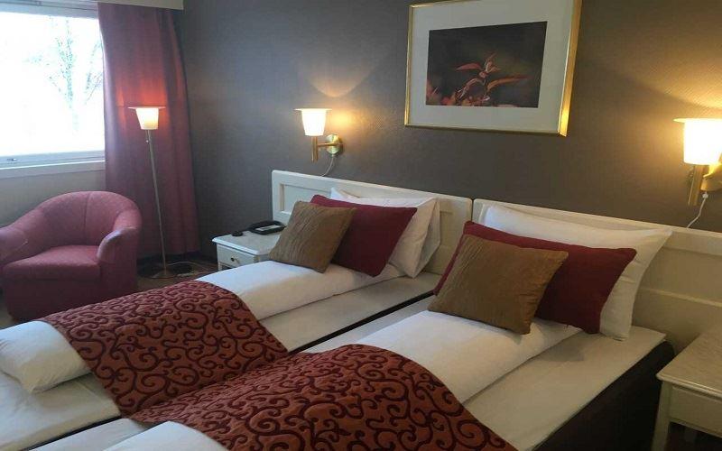 Wadahl Høgfjellshotell Hotellrum