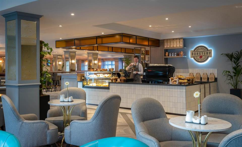 Maldron Hotel Newlands Cross Coffee Dock