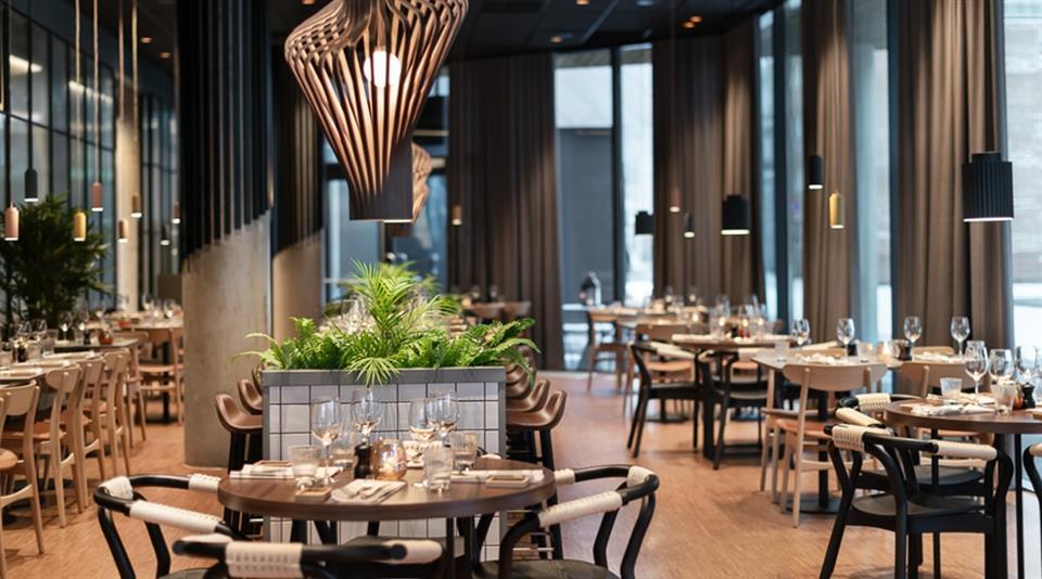 Quality Hotel River Station Brasserie X