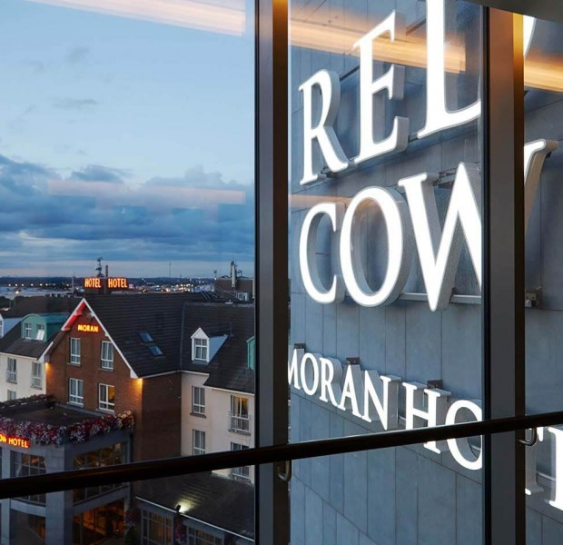 Red Cow Moran Hotel View