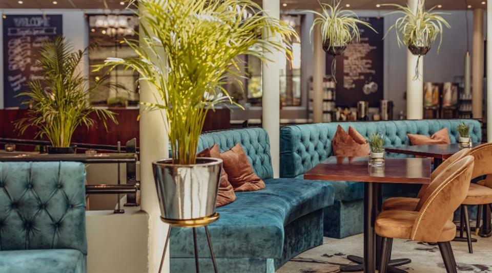Clarion Collection Hotel Grand Bodø Restaurang