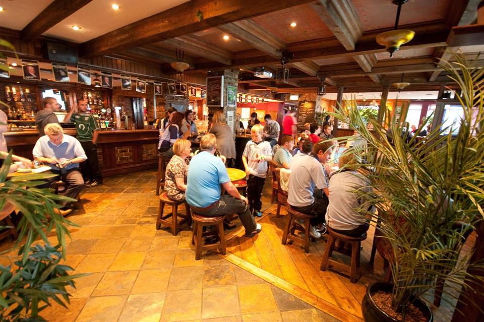 White Sands Hotel Bar