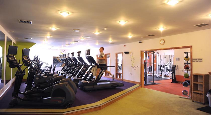 Whitford House Hotel Gym