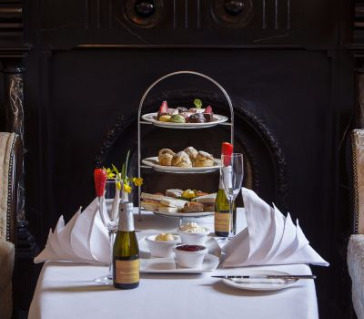 Celbridge Manor Hotel Afternoon Tea