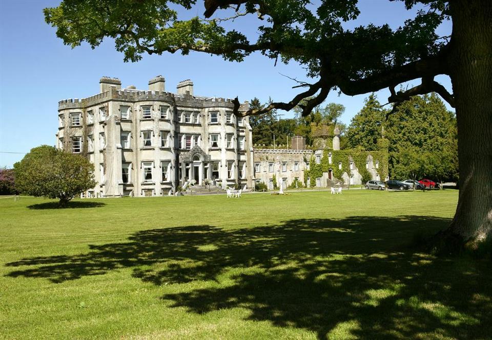 Ballyseede Castle Exterior