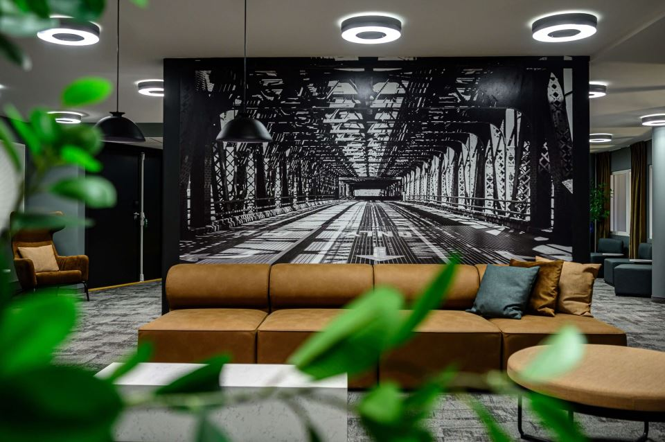 Anker Hotel Lounge