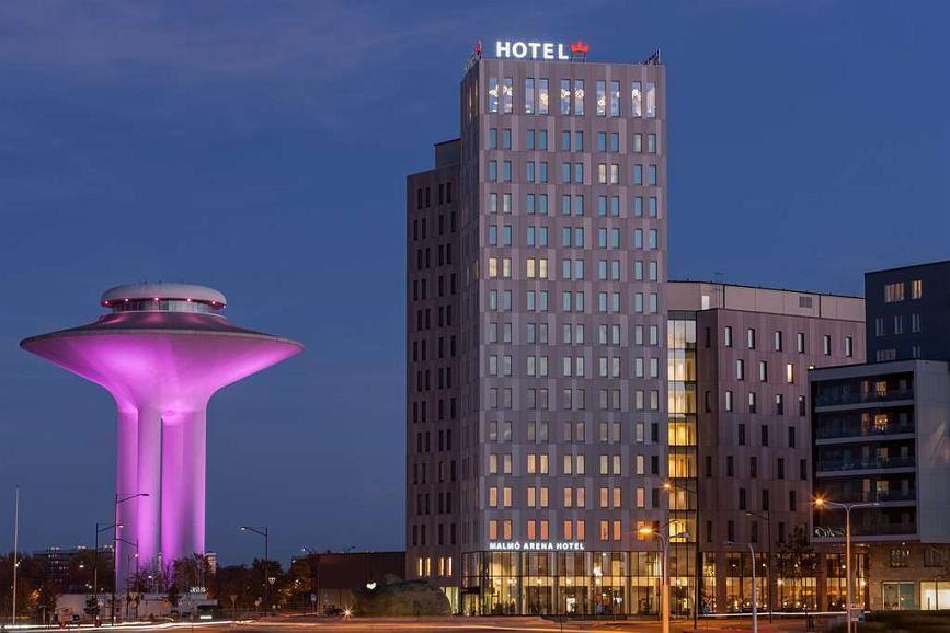 Best Western Malmö Arena Hotel Fasad