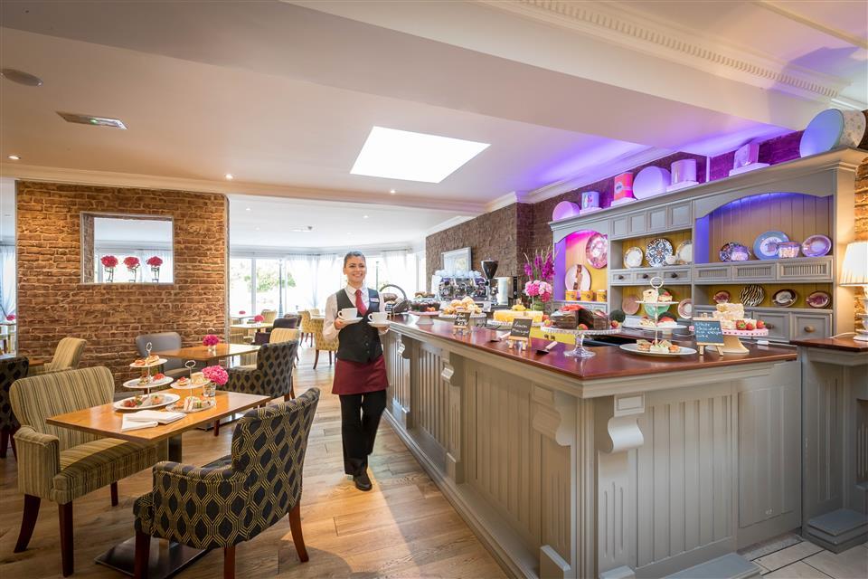 Springhill Court Hotel Restaurant