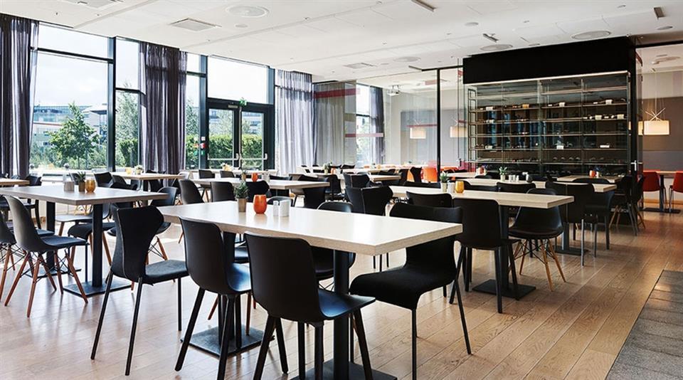 Quality Hotel Expo Brasserie X