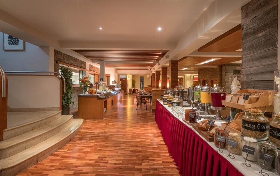 Clayton Hotel Silver Springs Breakfast