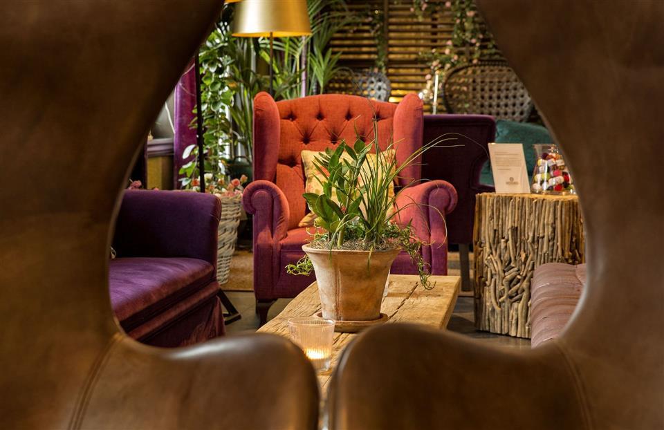 Högbo Brukshotell Lounge