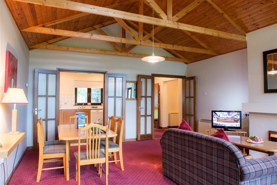 Castlerosse Holiday Homes Sitting room