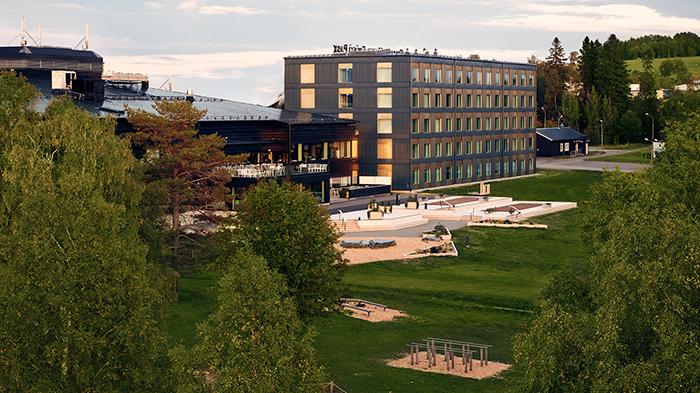 Frösö Park Hotel Training Park