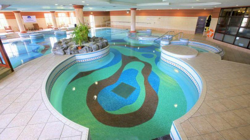 Fitzgeralds Woodlands House Hotel Pool