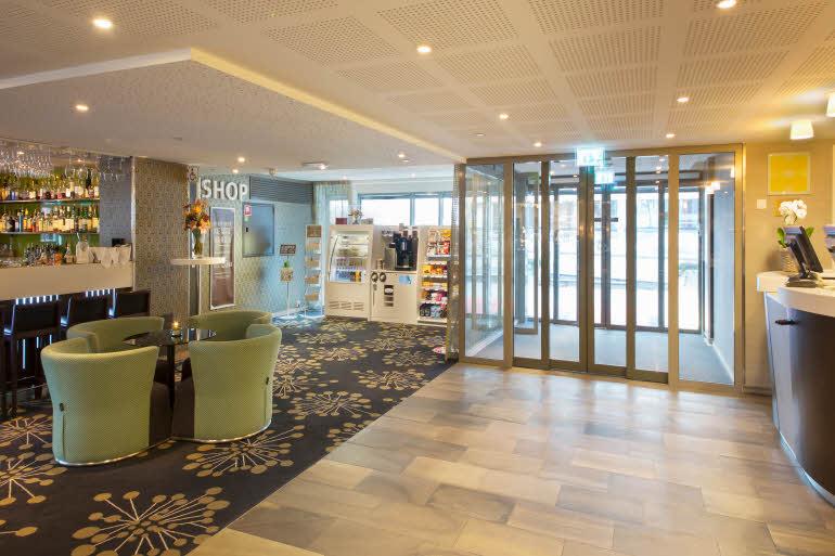 Scandic Bakklandet Lobby