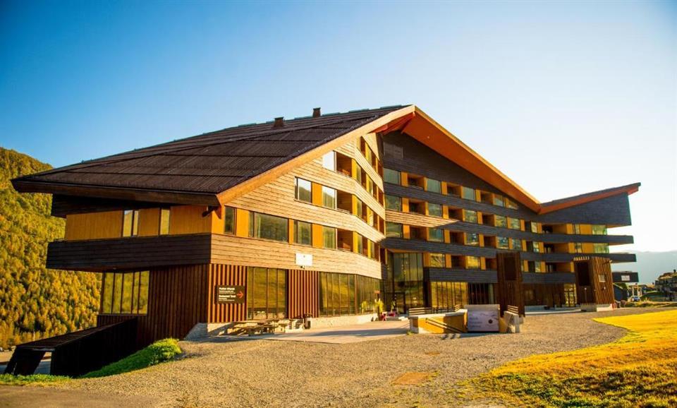 Myrkdalen Hotel Sommar
