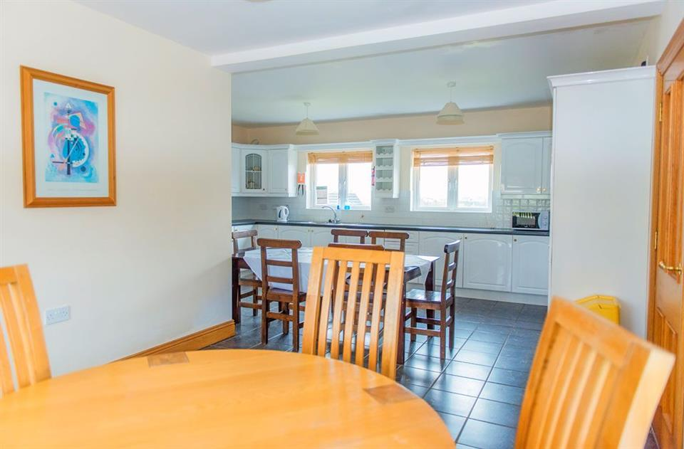 Duncarbury Holiday Home Kitchen