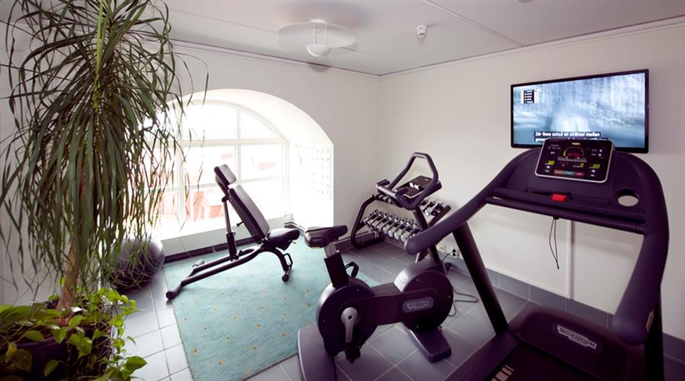 Clarion Collection Hotel Uman  Gym