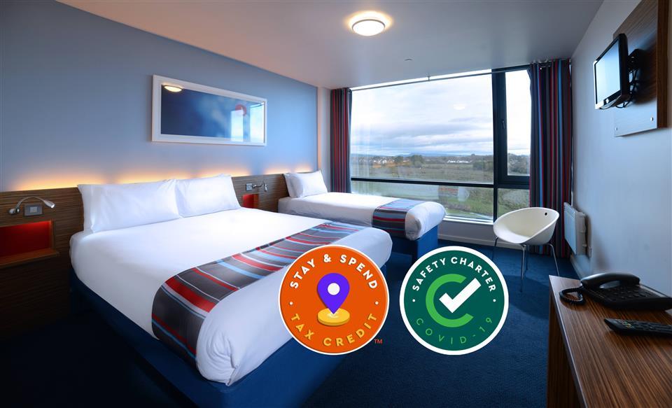 Travelodge Limerick Castletroy - Triple Room