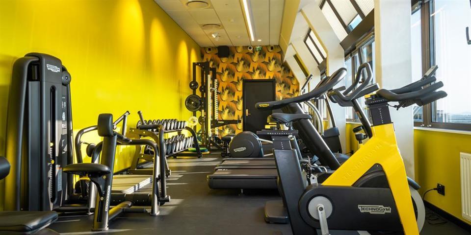 Thon Hotel Maritim Gym