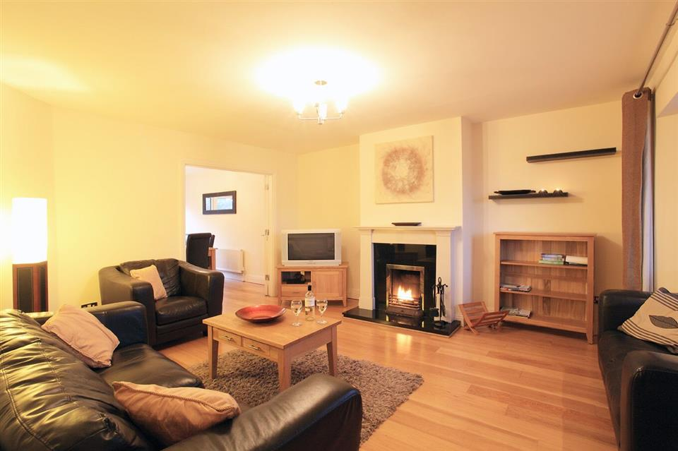 Ardmullen Oak Holiday Homes lounge