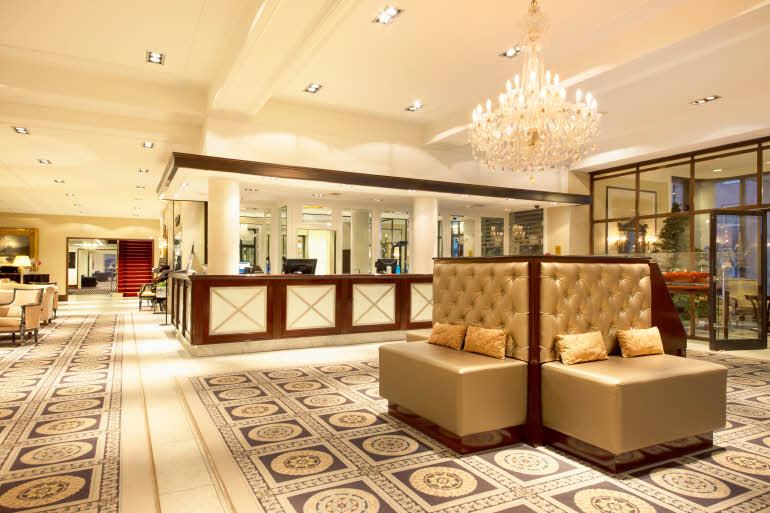Scandic Park Hotel Sandefjord Reception
